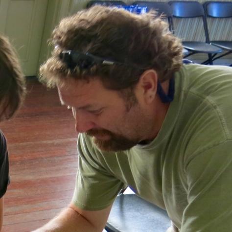 Ecojustice Camp Program Director Mike Abraham