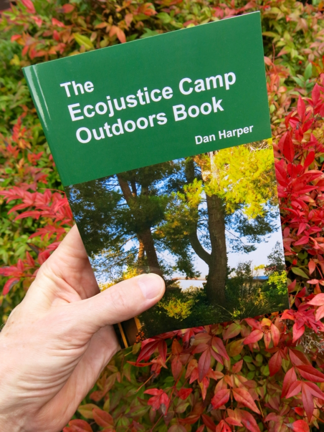 The Ecojustice Camp Outdoors Book, 2016 edition