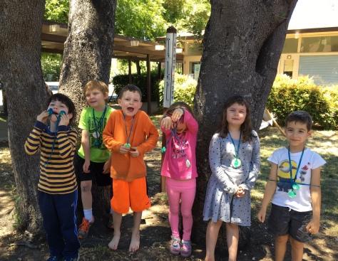 Nature Camp Friday e